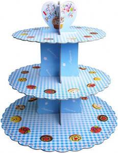 Подставки для торта, десертов и фруктов