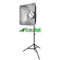 Набор постоянного диодного света Falcon LH-ESB6060K LED, 4х12w, 560 Вт, 5500К