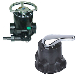 Механічні / Ручні керуючі клапани