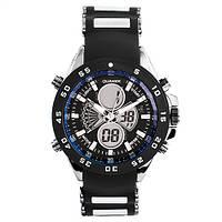 Наручний годинник Quamer 1103 ремінець, електронні годинники наручні, фото 1