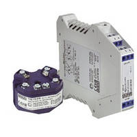 Цифровой преобразователь температуры, конфигурируемый, протокол HART, монтаж в соединительную головку или на рейку  T32.1S T32.3S