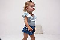 Наборчики детской летней одежды Техас - обзор на ребенке