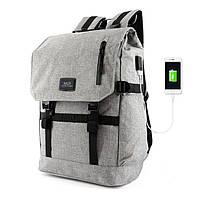 Городской рюкзак Mark Ryden Camp Grey, фото 1
