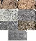 """Декоративная крышка для  люков """"Плоский камень с рисунком"""", фото 3"""
