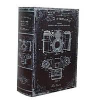 """Сейф-книга """"В фокусе"""" книга тайник в твердом переплете Размеры: 27-18-7 см"""