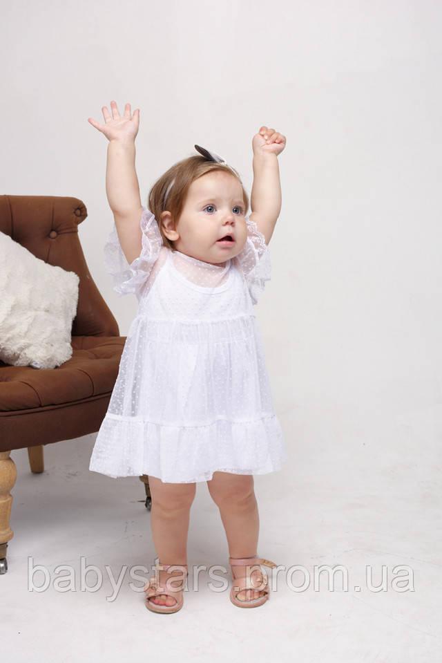 боди для маленькой девочки