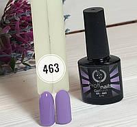 Гель лак каучуковый 8 мл Profi nails # 463