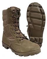 Ботинки MIL-TEC TROPENSTIEFEL Cordura COYOTE 12825005