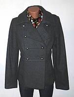 Стильное Шерстяное Пальто от H&M Размер: 48-L Идеально для Базового Гардероба