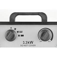 Електричний обігрівач 3.3kW BLACK STORM, фото 2
