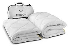 Одеяло EcoSilk Демисезон двуспальное 172x205 MirSon  002, фото 3
