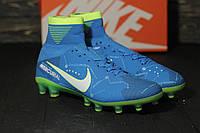 Бутсы Nike Mercurial Neymar (реплика) копы, найк с носком 1062