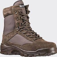 Ботинки MIL-TEC тактические на молнии YKK (Brown) 12822109