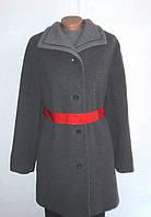 Шерстяное Роскошное Пальто от Canda Размер: 62-3XL, 4XL