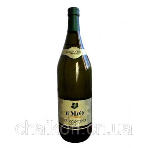 Игристое вино IL MIO Frizzantino Amabile 1.5 л (Италия)