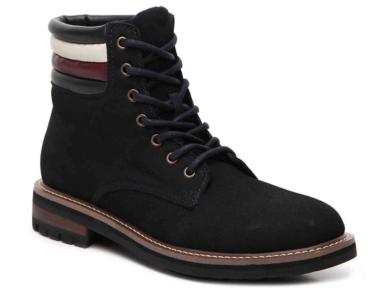 4aecc0719 Мужские ботинки Tommy Hilfiger (Томми Хилфигер). Оригинал: продажа ...