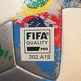 Мяч футбольный ADIDAS UEFA NATIONS LEAGUE OMB CW5295 (размер 5), фото 7