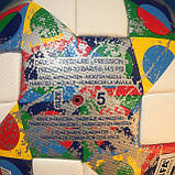Мяч футбольный ADIDAS UEFA NATIONS LEAGUE OMB CW5295 (размер 5), фото 8