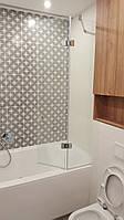Стеклянная шторка в душ (складывающая), фото 1