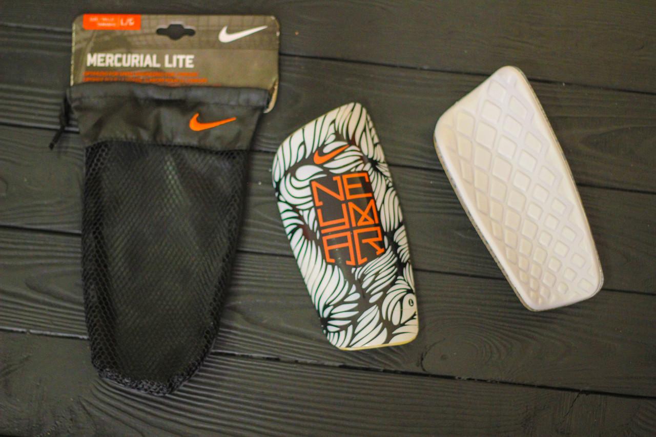 37e33755 Щитки Nike Mercurial Lite Neymar футбольные щитки найк(реплика) 1066 -  AJAX88 в Киеве