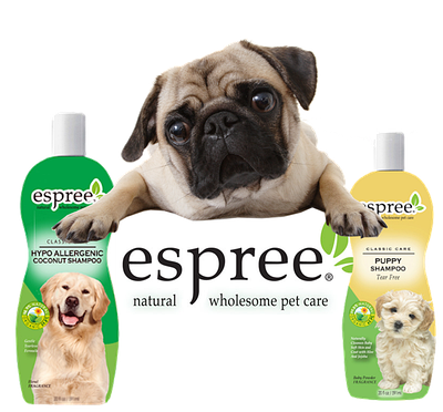 Средства по уходу для собак Espree (Эспри, США)