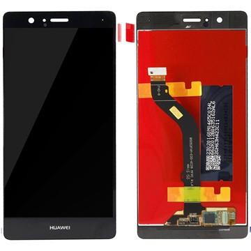 Дисплей для Huawei P9 Lite (VNS-L21/VNS-L31)/Venus/G9 Lite с тачскрином черный Оригинал