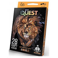 """Карточная квестигра """"Best Quest"""" Danko Toys"""