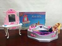 Мебель для куклы Ванная джакузи Gloria 2613