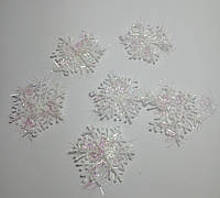 Набор снежинок ( 6 шт )