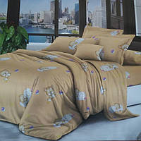 Ткань для пошива постельного белья сублимация полик-028
