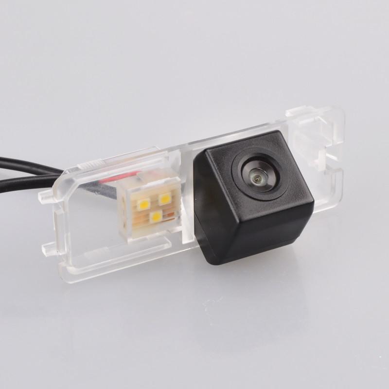 Штатная камера заднего вида My-Way MW-6008N для Volkswagen Polo