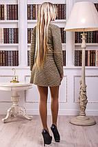 Женский юбочный костюм из букле (2432 svt), фото 3
