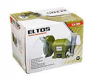 Точильный станок Eltos ТЭ-200 (1100 Вт), фото 2