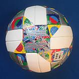 Мяч футбольный ADIDAS UEFA NATIONS LEAGUE OMB CW5295 (размер 5), фото 5