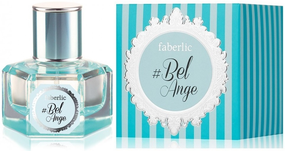 Парфюмерная вода для женщин Bel Ange Faberlic