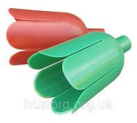 Плодосъемник пластмассовый на 6 лепестков