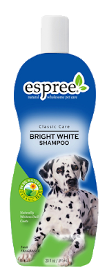 Espree Bright White Shampoo - шампунь для белых собак, 355 мл