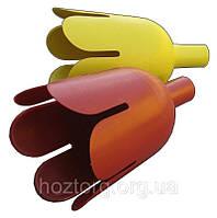 Плодосъемник пластмассовый на 6 лепестков. Эконом, фото 1