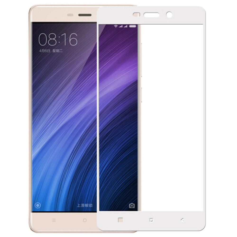 Защитное стекло Full Screen Xiaomi Redmi Note 5 белый