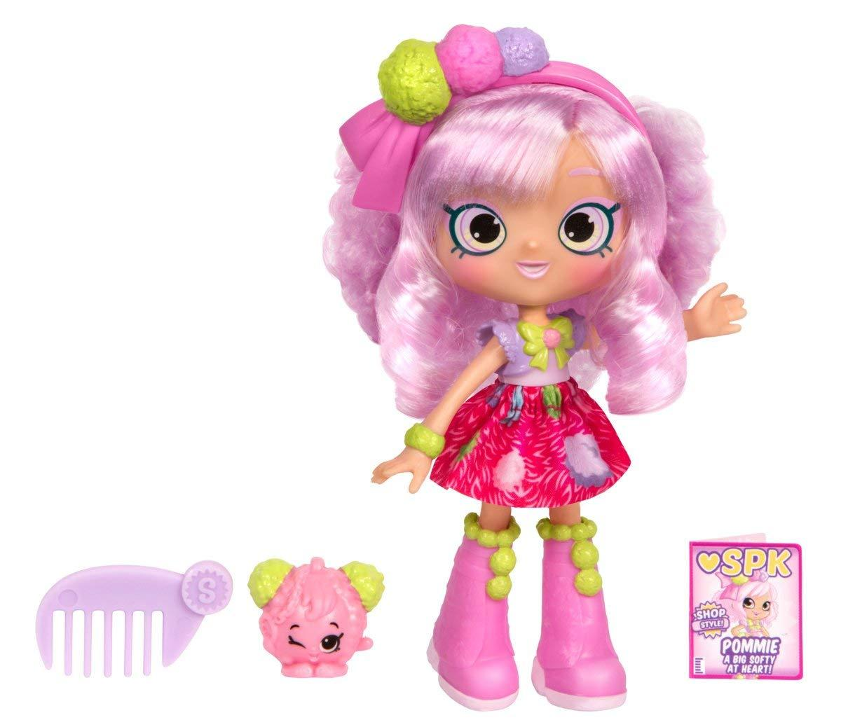 Кукла Шопкинс Помми Shopkins Shoppies Season 10 Shop Style - Pommie оригинал