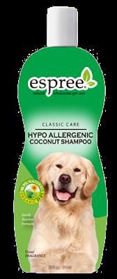 Espree Hypo-Allergenic Coconut Shampoo - гипоаллергенный шампунь для собак и кошек, 355 мл