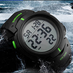 Спортивные часы Skmei 1068 Green