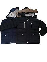 Куртки для мальчиков утеплённые оптом, размеры 4/5-14/15 лет, Nature, арт.RSB-4886