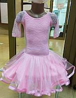 Бейсик. Рейтингова сукня для спортивно-бальних танців.Гіпюр 32;