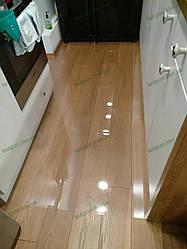 Защитный ковер установленный на кухне
