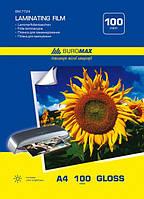 Пленка для ламинации Buromax A4 216 x 303 мм 100 мкм BM.7724 для ламинирования