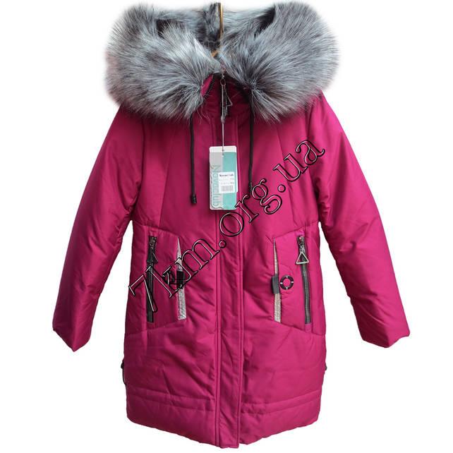 Куртка детская для девочек Китай Оптом 1836-1  продажа 2bdf5a4246677