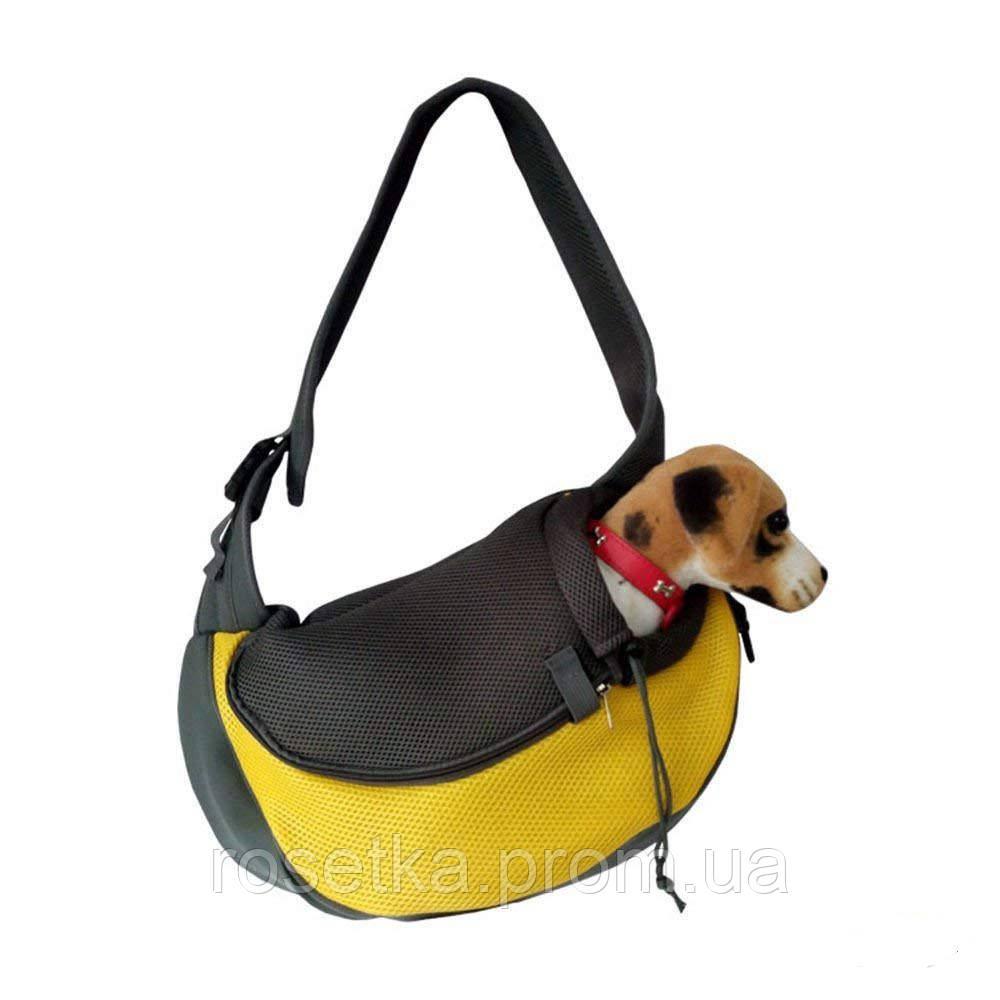 5c215189e8a3 Слинг для животных CISNO Small Pet Dog Cat, сумка-переноска для маленьких  собак и ...