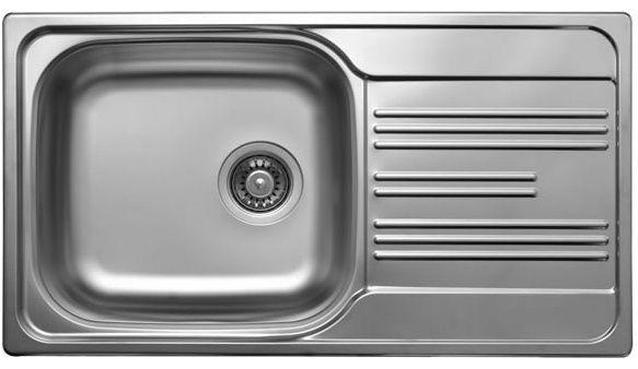 Мойка кухонная INTERLINE ECD 198