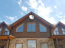 Реставрация дома в Рожнах